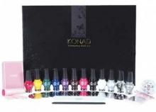 Набор для дизайна ногтей Konad Classic Collection 1